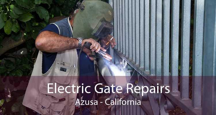 Electric Gate Repairs Azusa - California