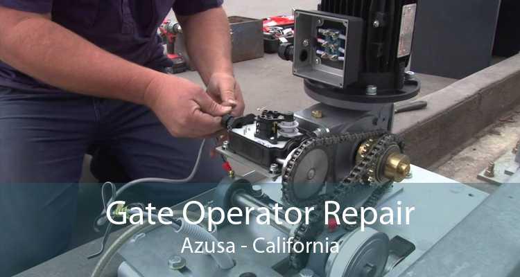 Gate Operator Repair Azusa - California