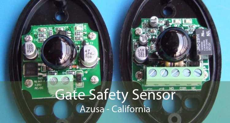 Gate Safety Sensor Azusa - California