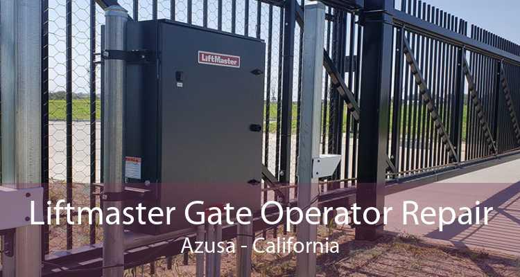 Liftmaster Gate Operator Repair Azusa - California